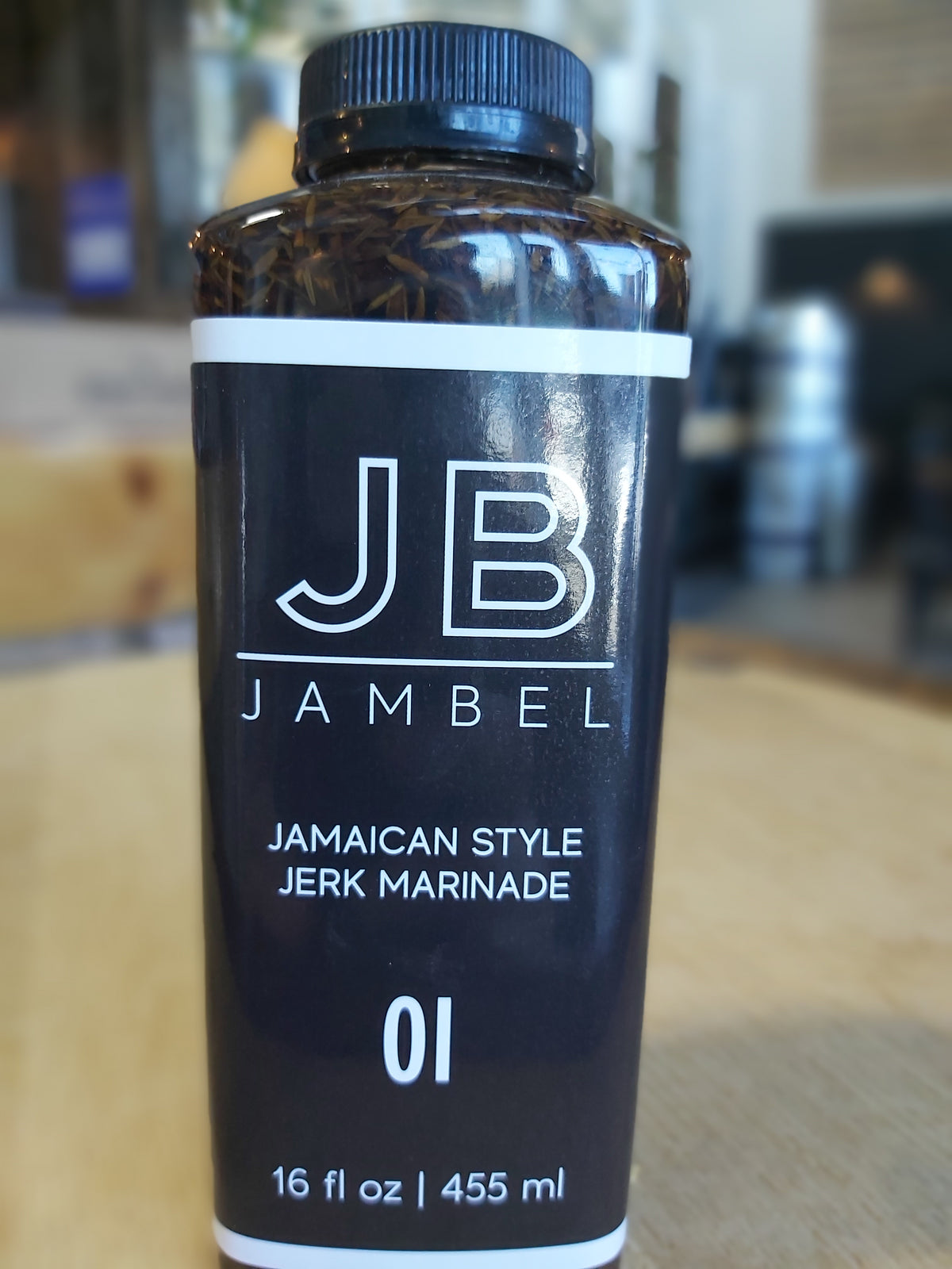Jambel - Marinade and Aioli
