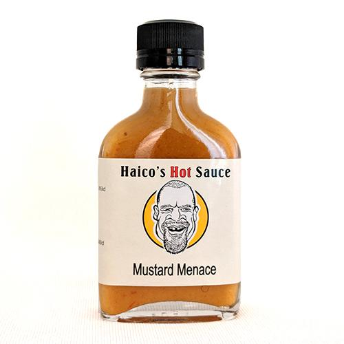 Haico's Hot Sauce - Mustard Menace