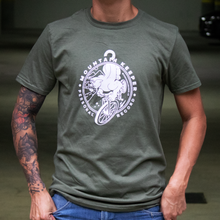Mountain Keeper T-shirt - Verde