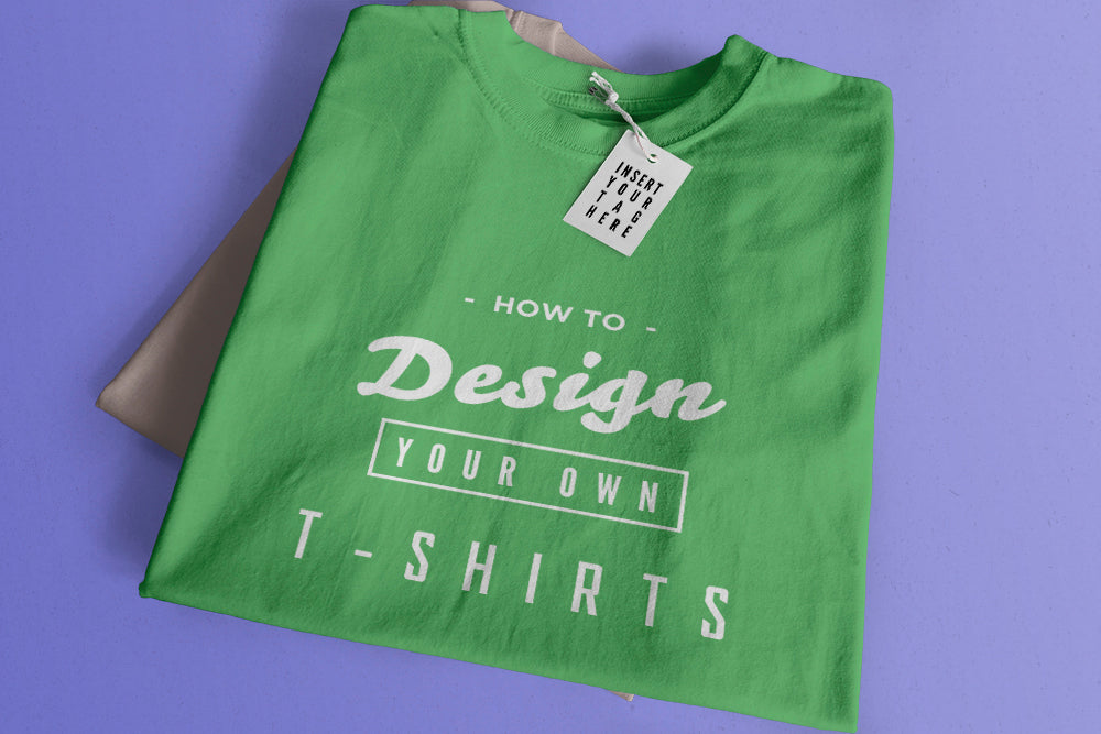 How to Design Your Own T-Shirts