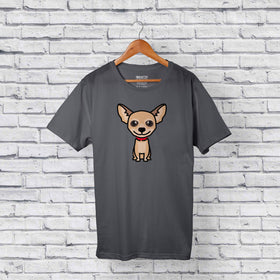 Best Cute Chihuahua Gray T-Shirt Online