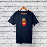 Cute and Catchy Fries T-shirt