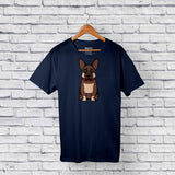 Best German Shepherd Blue T-Shirt Online