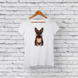 Best German Shepherd White T-Shirt Online