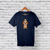 Best Shih Tzu Dog Blue T-Shirt Design Online