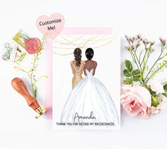 infinite options custom portraits personalized wedding day thank you cards