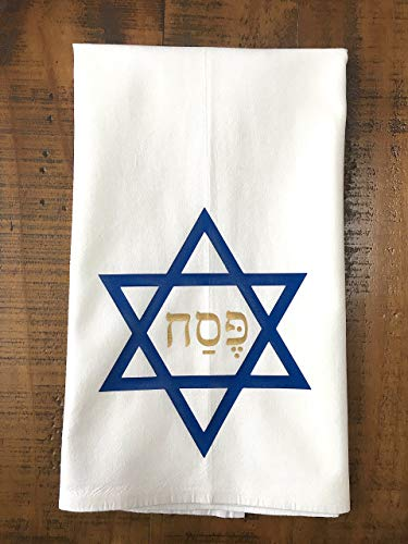 Star of David Tea Towel