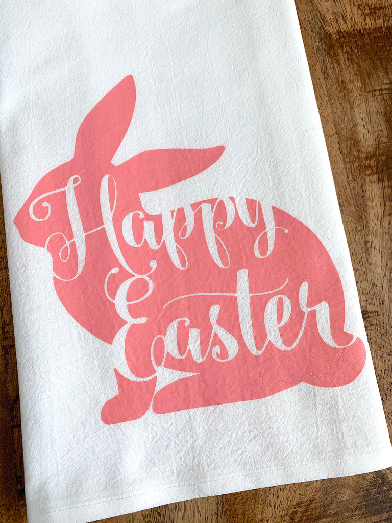 Holiday Easter Rabbit Towel