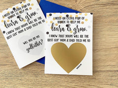 Godfather Scratch Off Proposal Learn and Grow