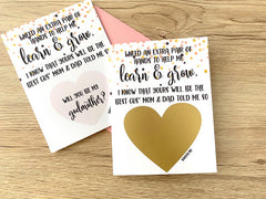 Godmother Scratch Off Proposal Learn and Grow