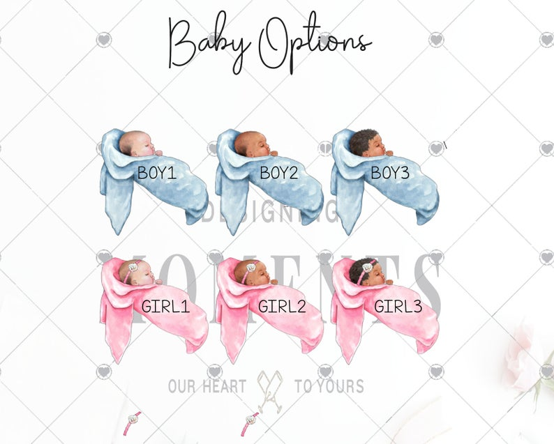 baby custom options