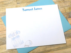 Christening Personalized Thank You Cards