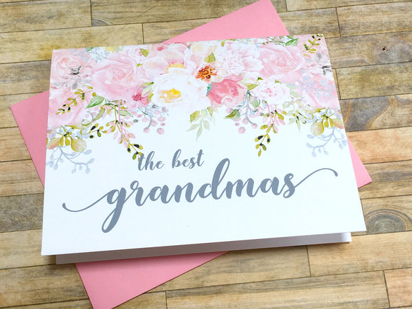 The Best Grandmas Get Promoted to Great Grandma