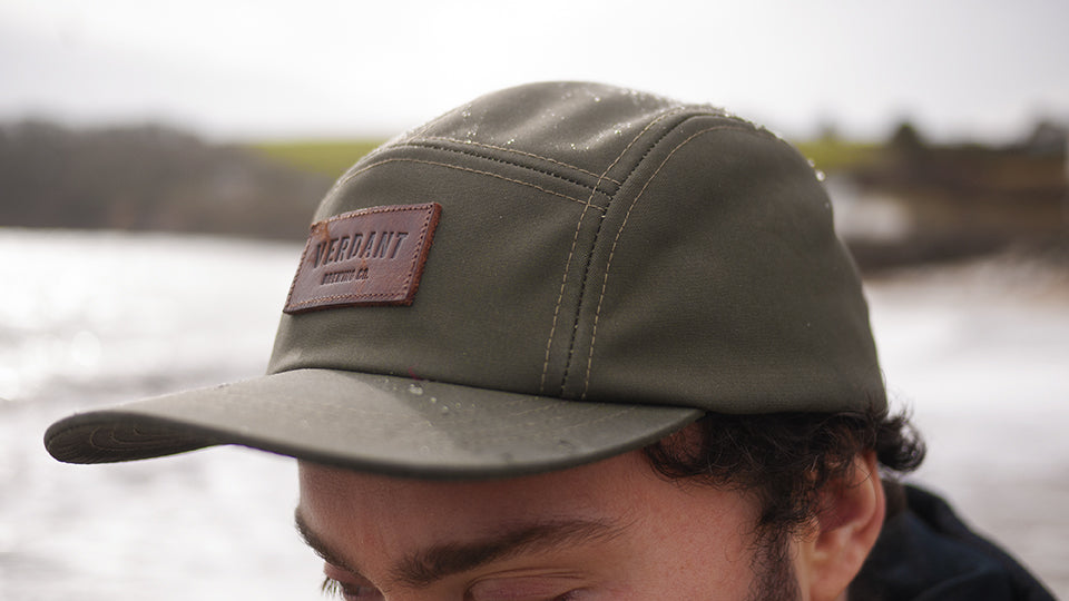 Waterproof Waxed Canvas Caps