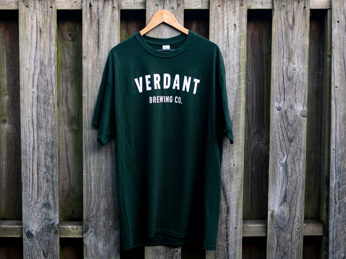 Forest Green Logo T-Shirt