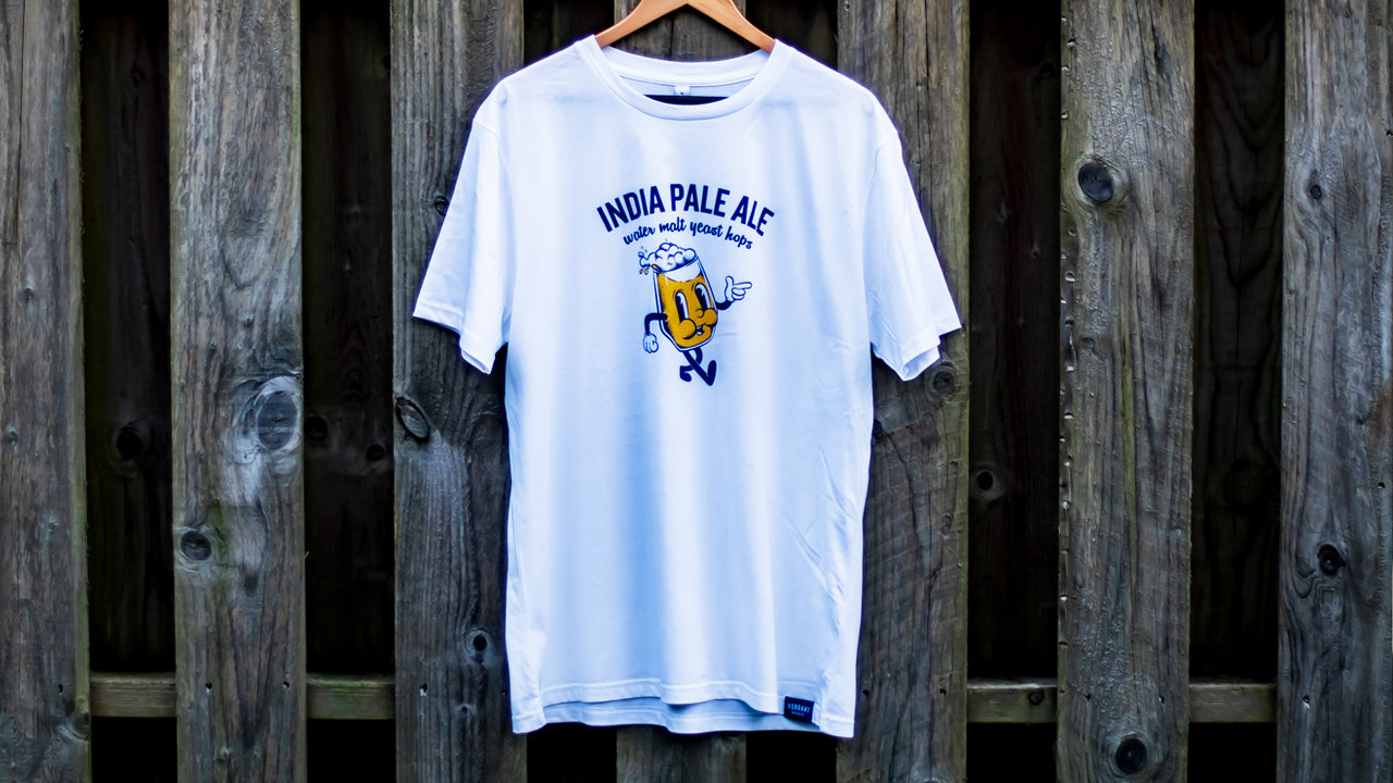White IPA T-Shirt
