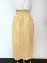 Sophie Skirt - Yellow