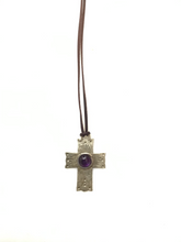 Crus Necklace - Amethyst
