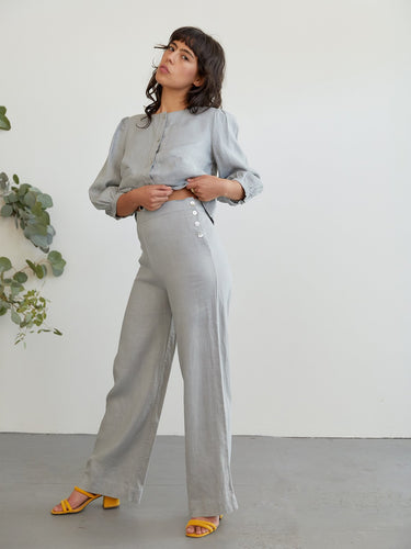 The Calla Pant - Cloud