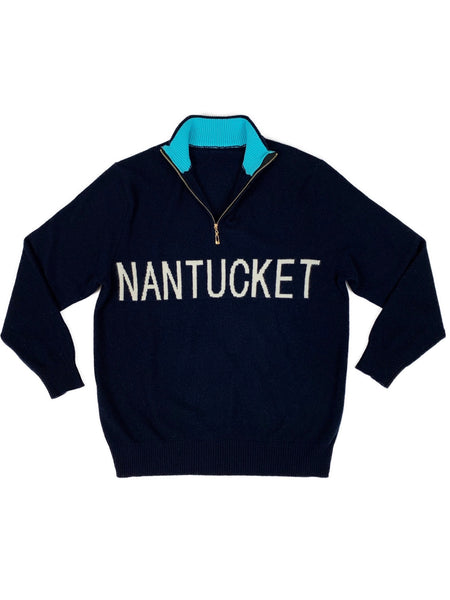 Nantucket 1/4 Zip