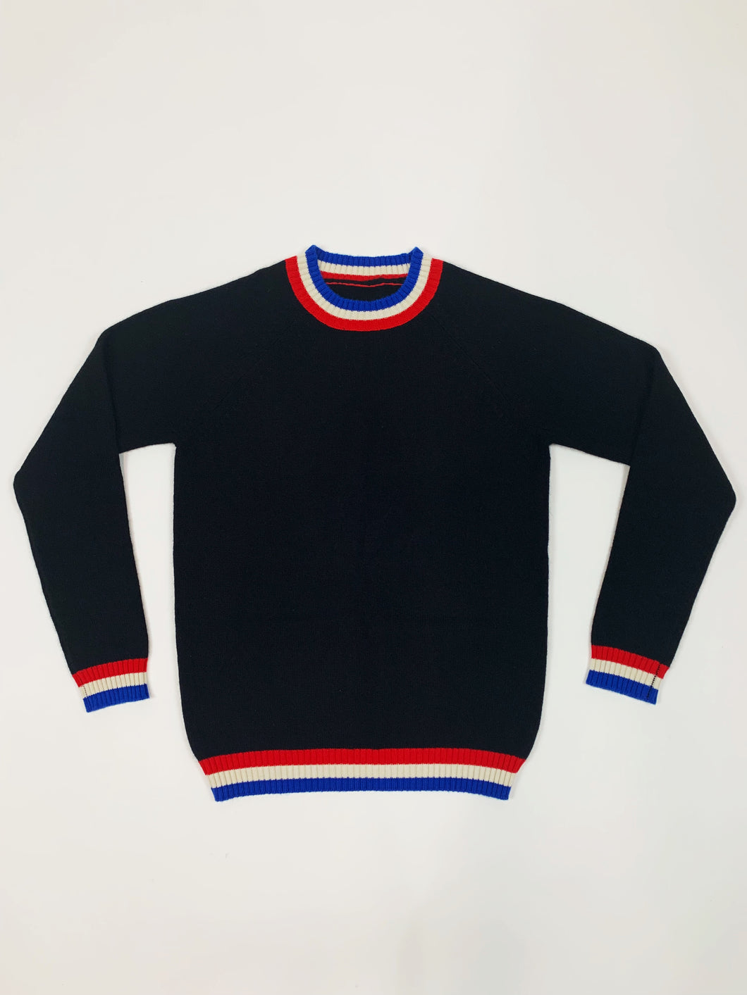 BANNER COLLAR SWEATER - WHOLESALE