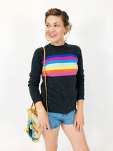 Pacific Stripe Sweater