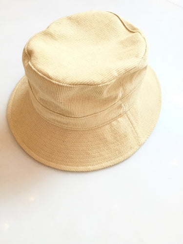 Desi Corduroy Bucket - Tan