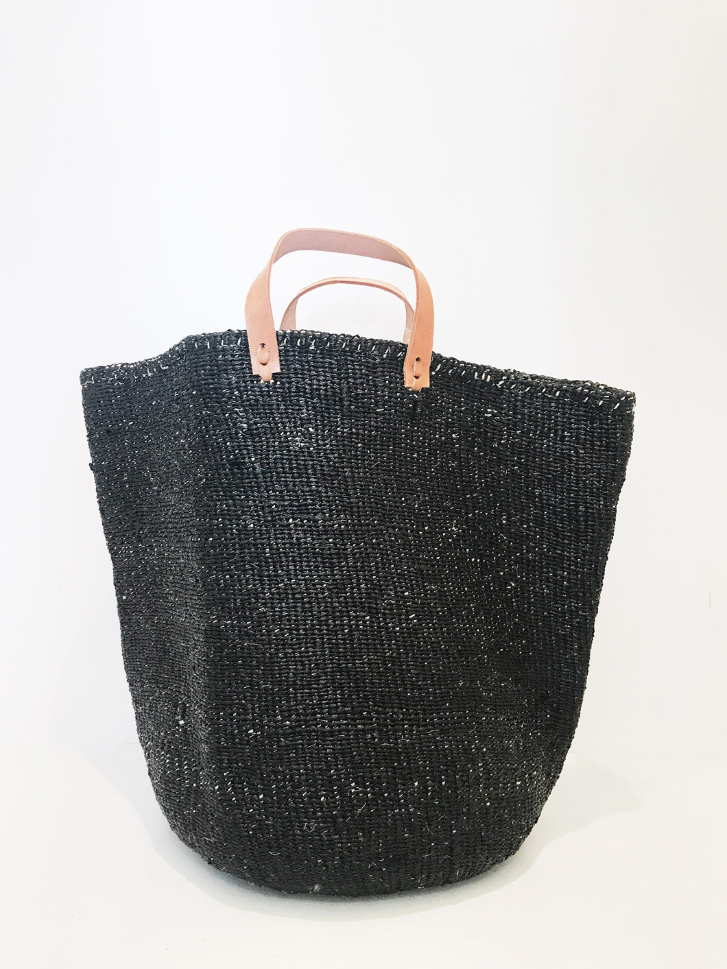 Large Bucket Tote - Black