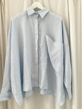 AMALFI BLUE SHIRT