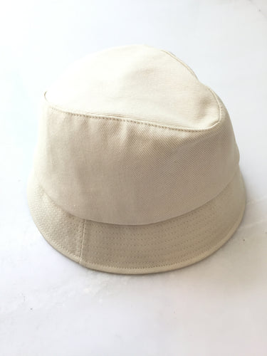 Jax Bucket Hat - White