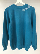 The Palm Beach Sweatshirt - Sky