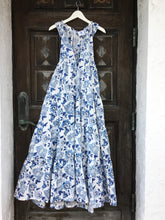 Flora Dress - Ming Blue