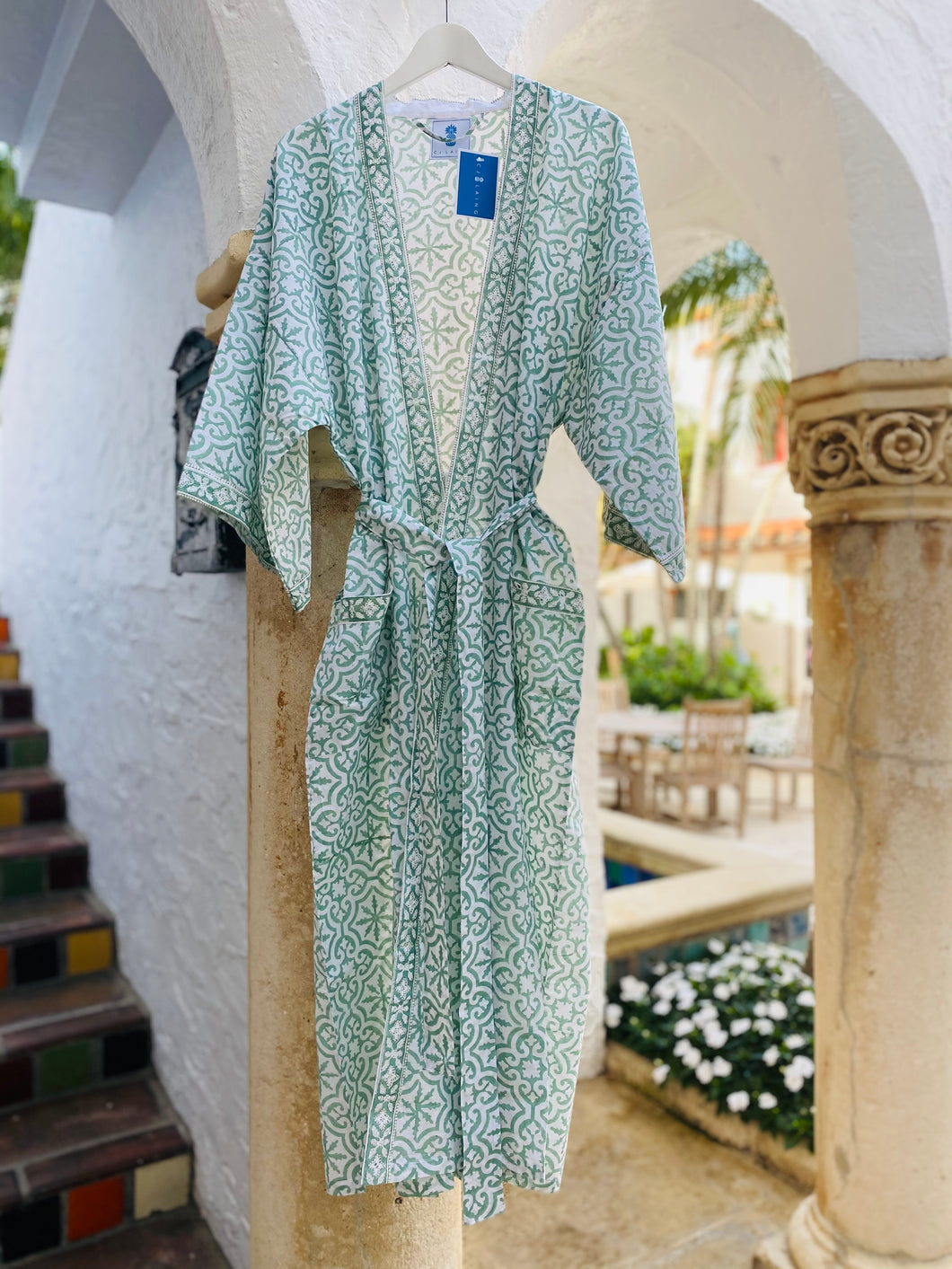 DREAM ROBE- Green