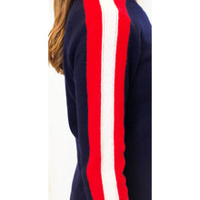 Racing Stripe Cashmere