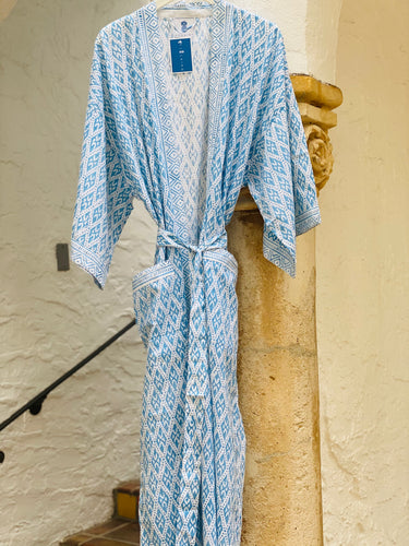 DREAM ROBE- Blue