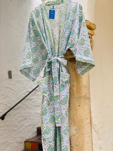 DREAM ROBE- Paisley