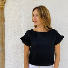 Laura Top - Black