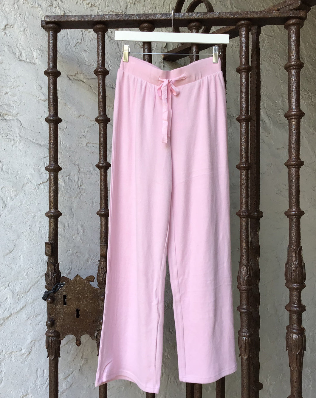 Athloro Flared Pant - Pink