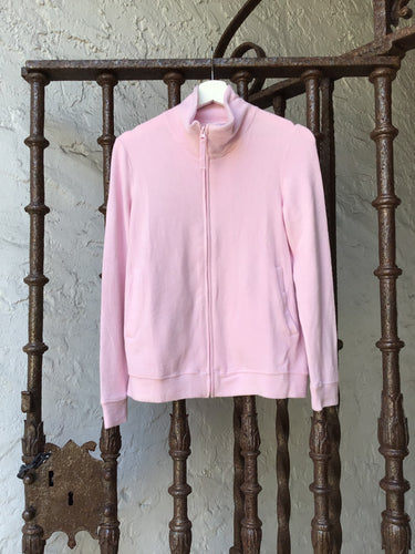 Athloro Zip Up - Pink