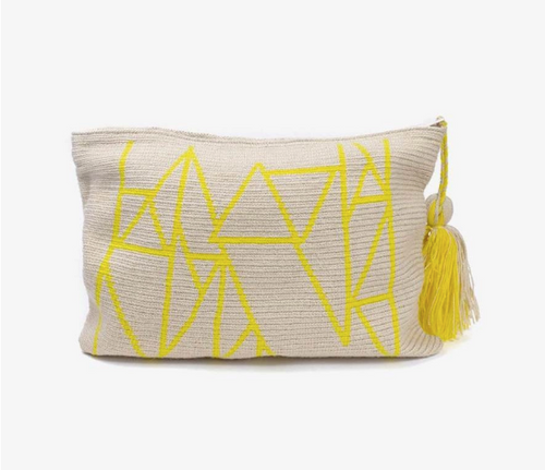 Laberinto Clutch - Yellow