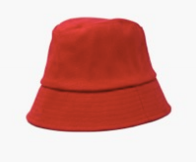 Jax Bucket Hat - Red