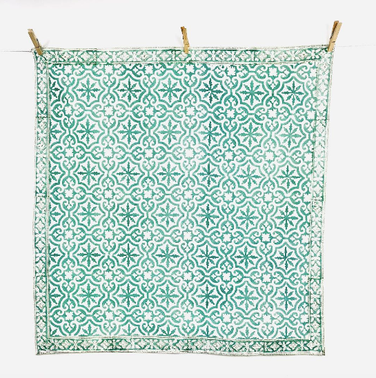 Easton Teal Scarf