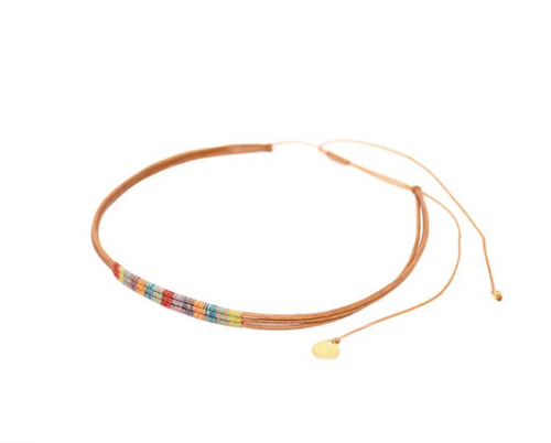 AFRIKA 3.0 Necklace  - Multi Color