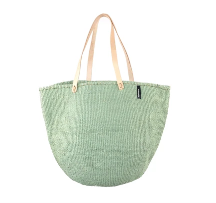Light Green Shoulder Bag - Large