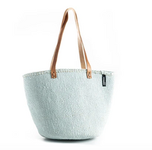 Powder Blue Shoulder Bag - Medium