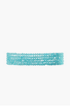 Amazonite Naked Wrap Bracelet