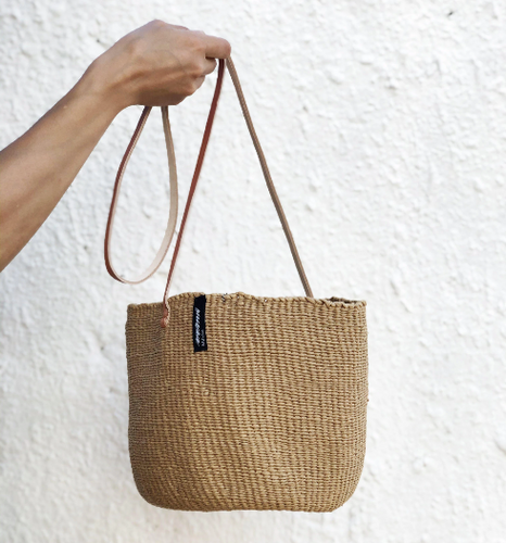 Kiondo Bag - Natural S