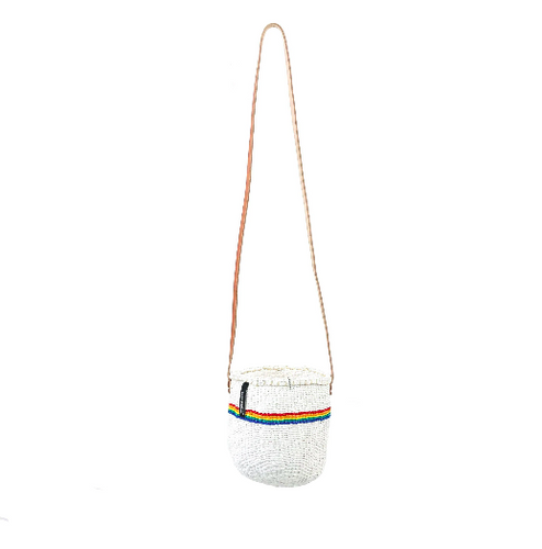 Kiondo Bag - Rainbow Striped XS