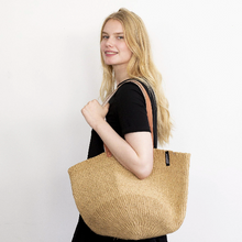 Kiondo shopper basket | Brown M