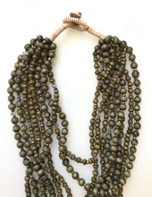 Maize Necklace - Olive